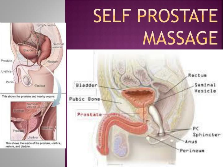 prostata massage how to